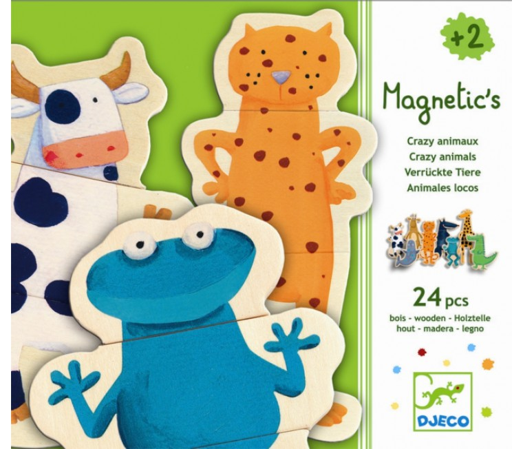 Magnetic's- Animales locos
