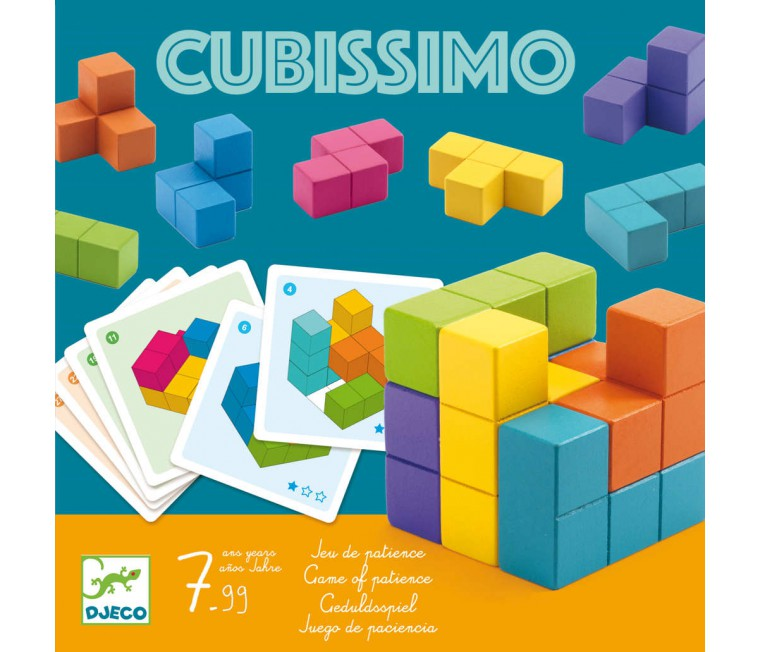 Juego Cubissimo