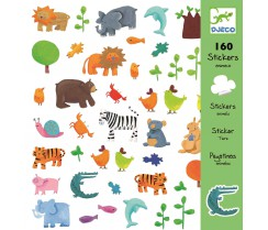 Stickers - Animales