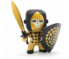 arty toys golden knight