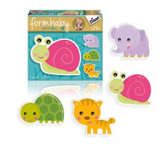 Form Baby Caracol 2 pzs