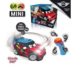 Go Mini Bash'n'Spin RC Bulldog