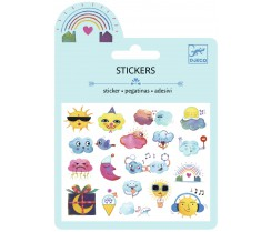 stickers estaciones djeco