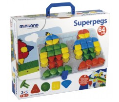 superpegs maletin