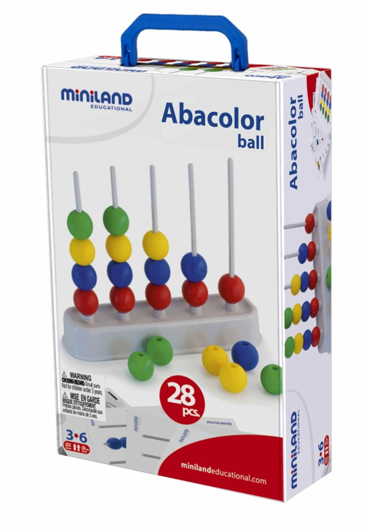 Abacolor Balls