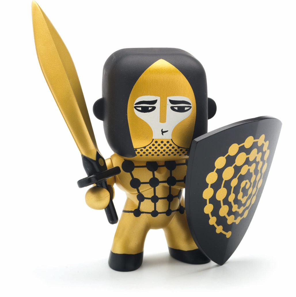 Arty Toys - Golden Knight