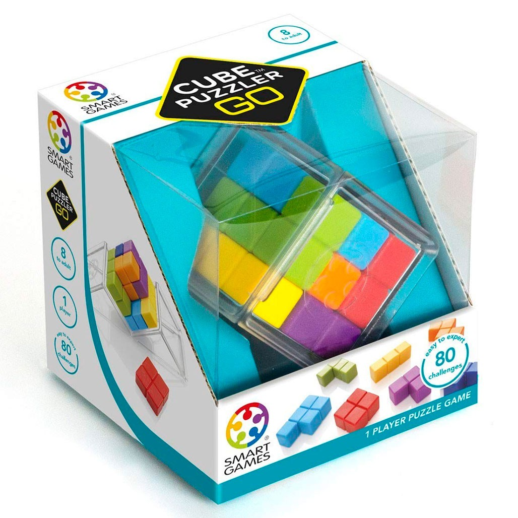 Cube Puzle Go - Smart Games