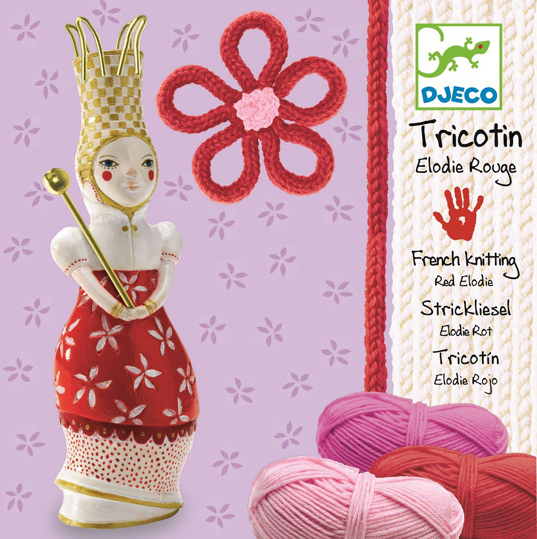 Tricotin - Elodie Rojo