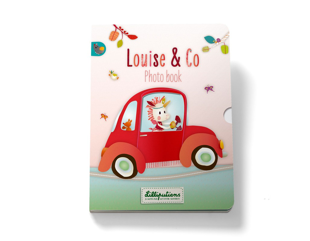 Louise Fotolibro Smart Wonders