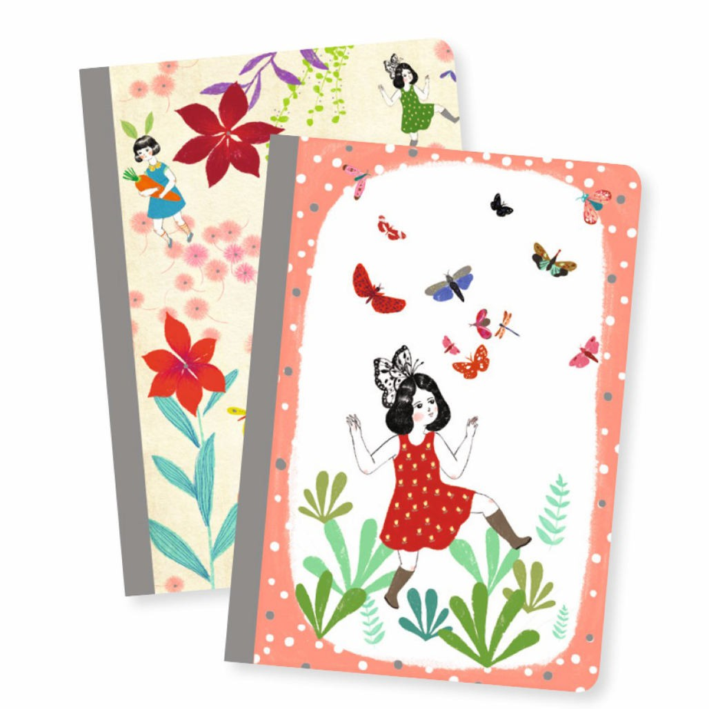Lovely Paper - 2 Libretas A6 Chic