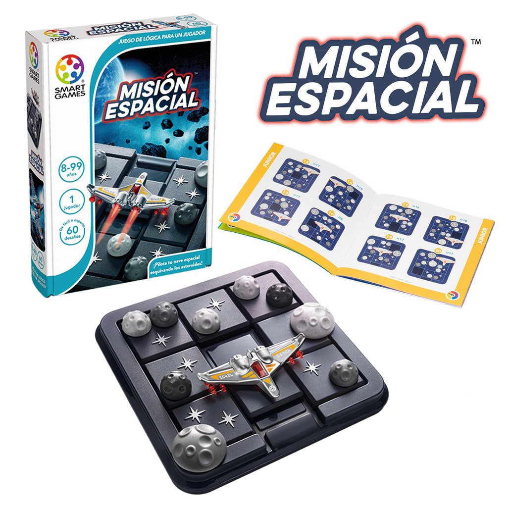 Misión Espacial - Smart Games