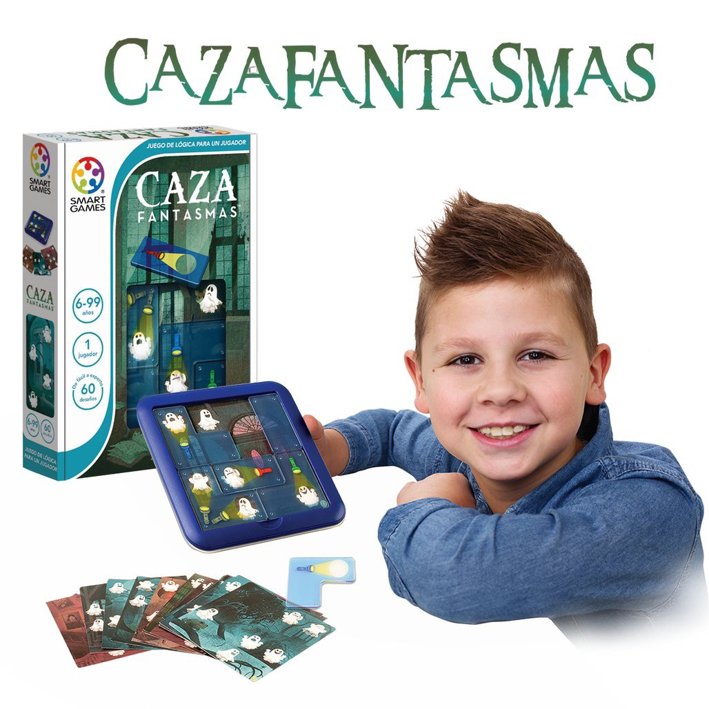 Caza Fantasmas - Smart Games