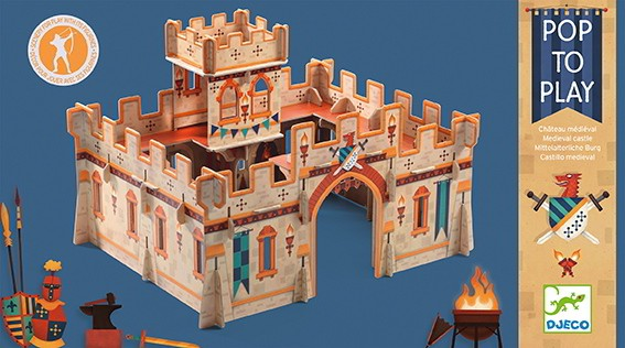 Pop to Play - Castillo Medieval
