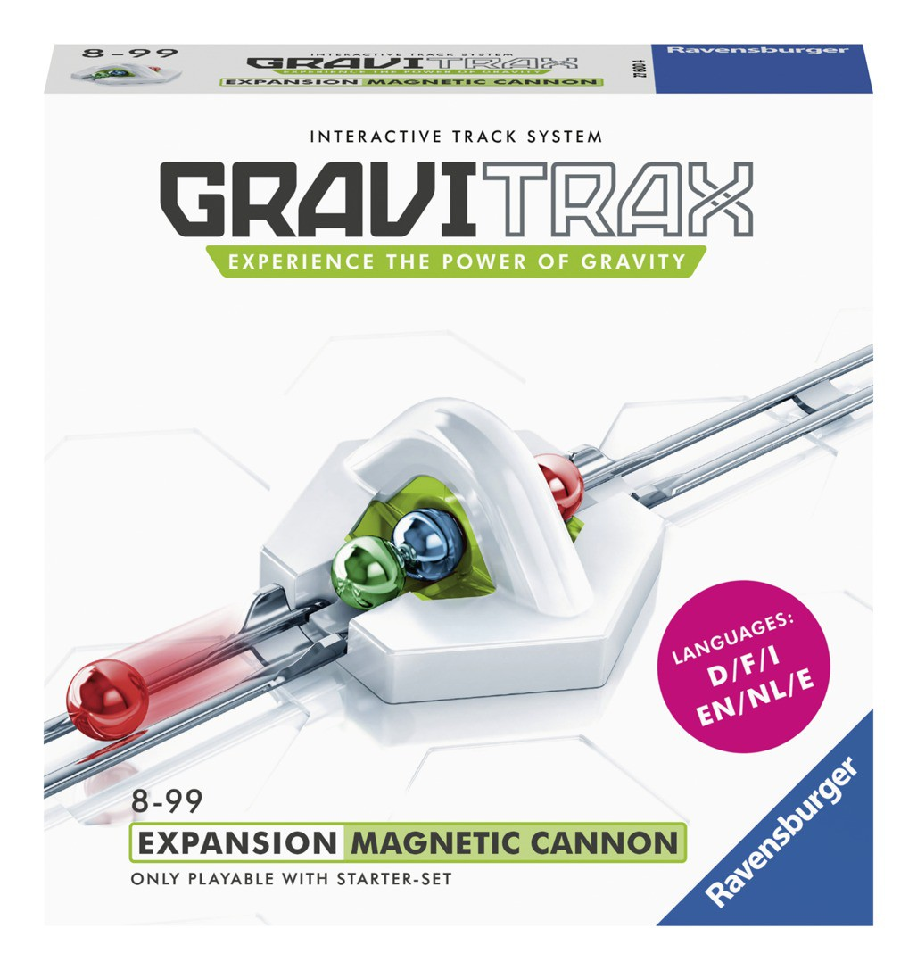 GraviTrax Magnetic Cannon - Expansión