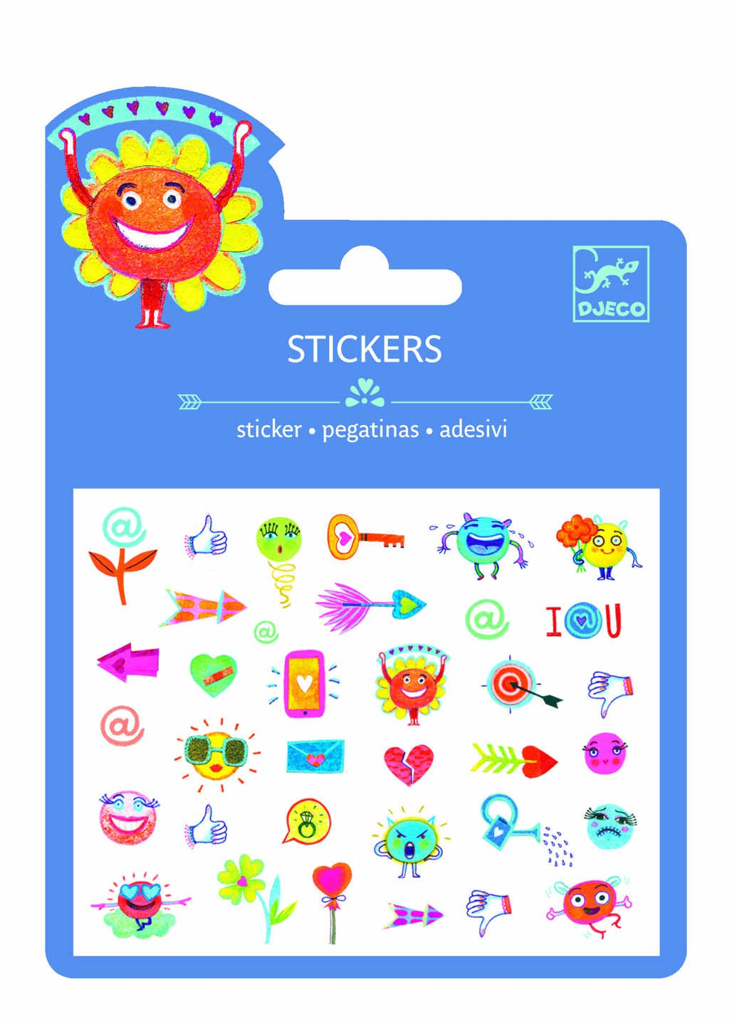 Mini Stickers - Símbolos