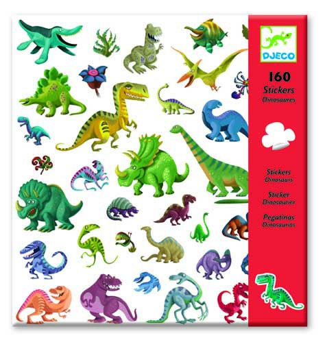 Stickers - Dinosaurios