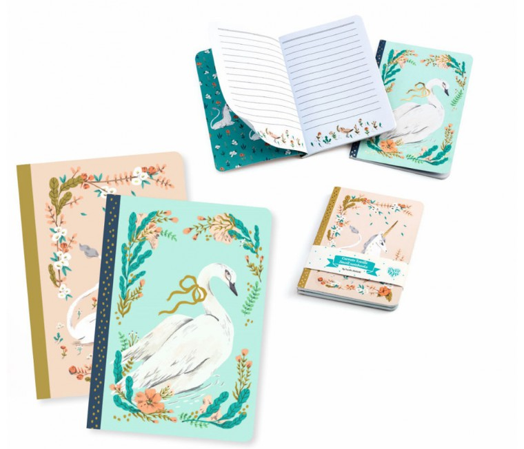 Lovely Paper - 2 Llibretes A6 Lucille