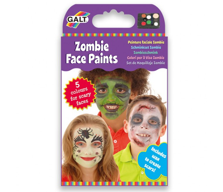 Maquillatge Infantil Zombie