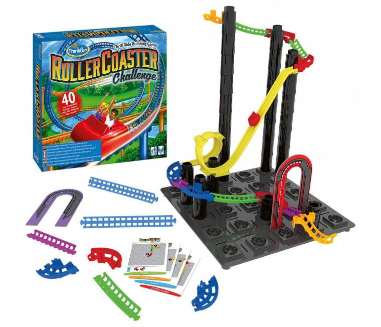 Roller Coaster Challenger - Montanyes Russes