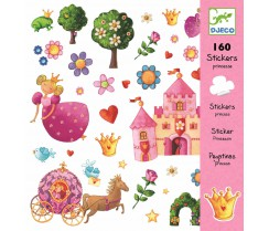 Stickers - Princeses