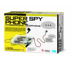 Ciencia super spy phone - 4M