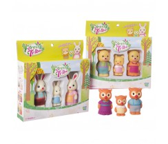 Families Forest Tribe - 3 pcs.