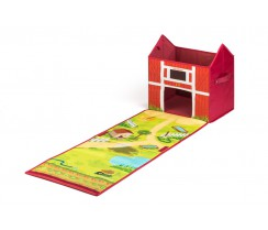 Farm Box - Bagul/Granja convertible