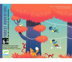 Forest Adventure - Joc de cartes