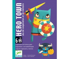 Hero Town - Joc de cartes
