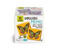 Impossible memo - Papallones