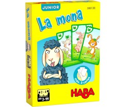 La Mona Junior - Joc de cartes