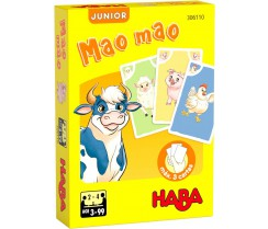Mao Mao Junior - Joc de cartes