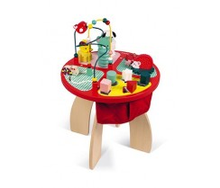 Taula d'activitats Baby Forest