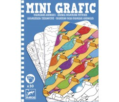 mini grafic animals