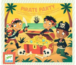Pirate Party - Jocs de festa
