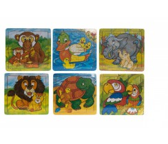 Puzle d'Animals - 20 pcs.