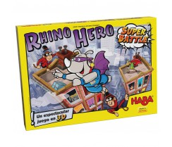 Rhino Hero - Super Battle Joc en 3D