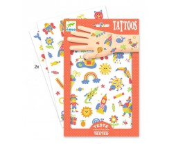 Tatuatges infantils Djeco -So Cute-