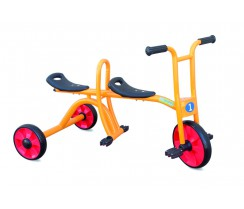 Tricicle Taxi Andreu Toys