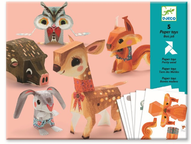 Joguines de paper -Animals-