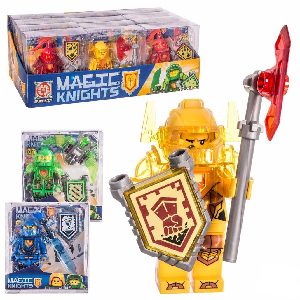 Ninot Magic Knight Articulat