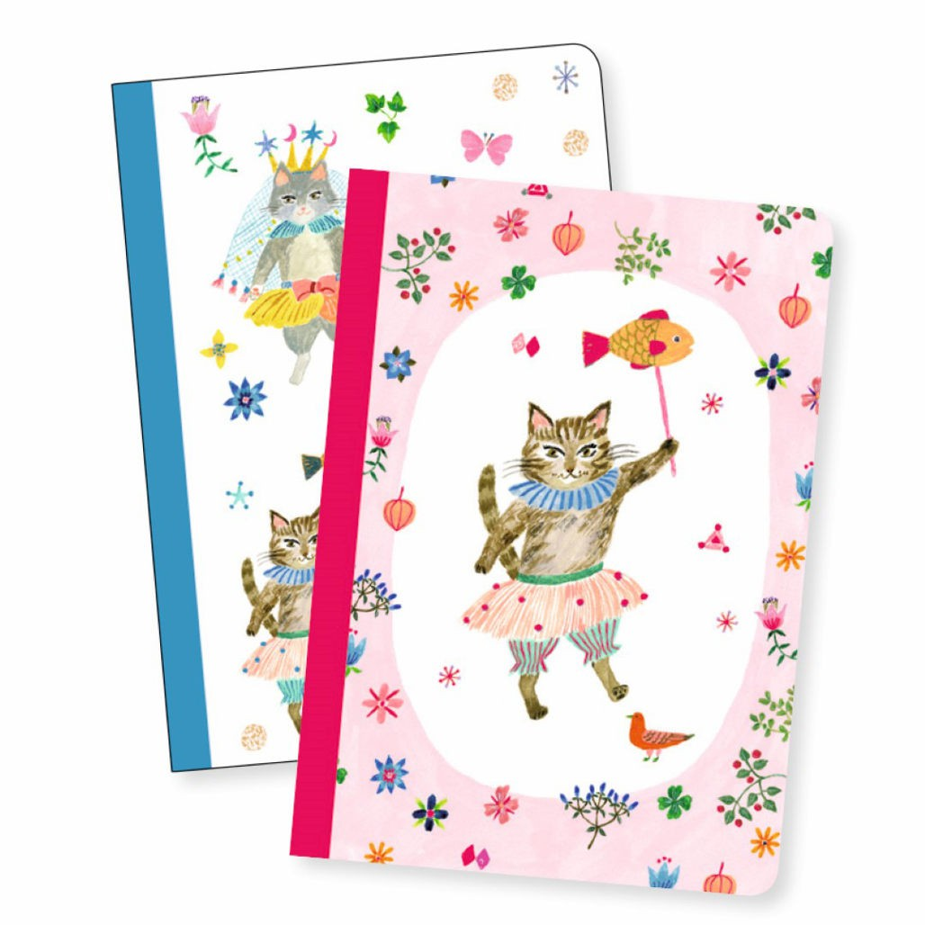 Lovely Paper - 2 Llibretes A6 Aiko