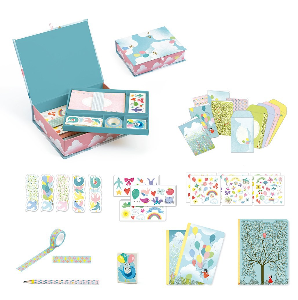 Lovely Paper - Kit de papereria poètica