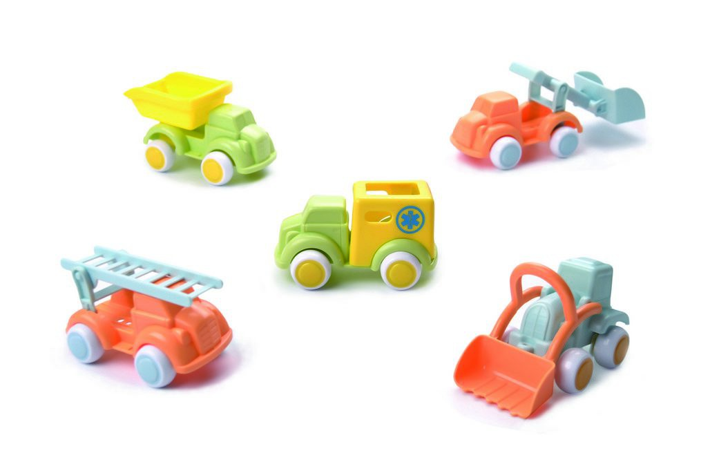 Maxi vehicles de joguina Bio