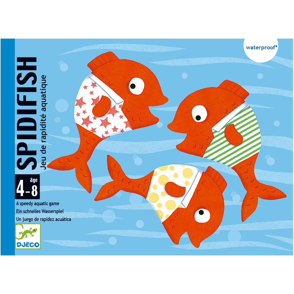Cartes Spidifish