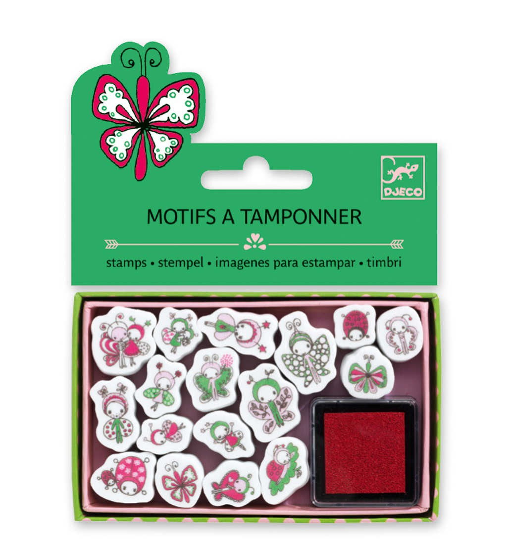 Tampons - Marietes i Papallones