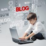 Fills que escriuen un blog: Guia i consells de seguretat