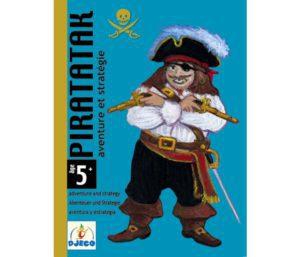 Joc de cartes Djeco Piratatak