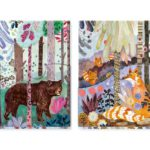 Escriu els teus records d'estiu: Lovely Paper de Djeco