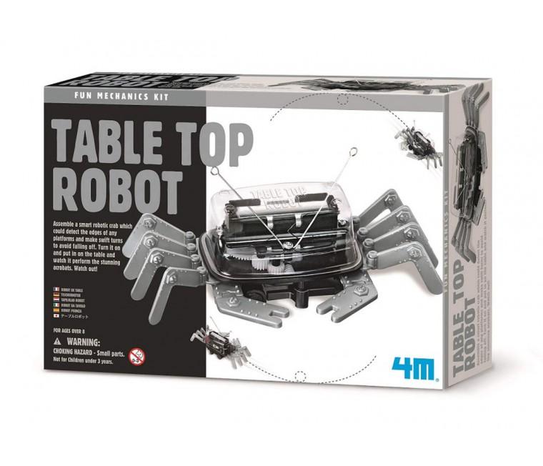 robot araña juegos de ciencia